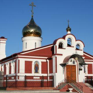 Никитский храм д. Дровосеки