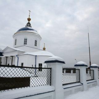 Успенский храм с. Войнова Гора