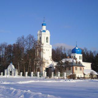 Богородицерождественский храм д. Нестерово