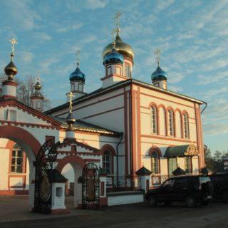 Покровский храм д. Старый Покров