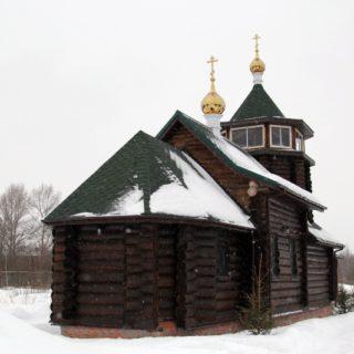 Храм блаженной Матроны Московской п. Верея