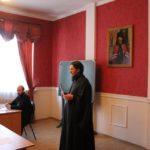 Собрание членов общества сестёр милосердия во имя сщмч. Никиты епископа Орехово-Зуевского